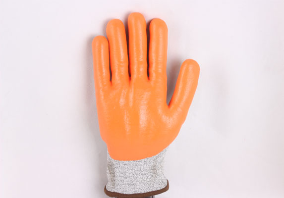 Impact Cut resistant Safety Work Gloves/IPG-02