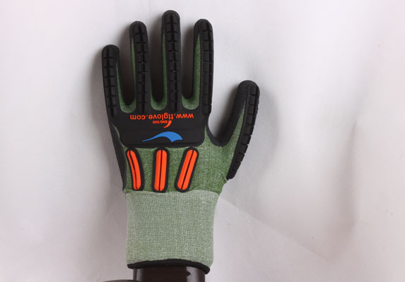 Impact Cut Resistant Safety Work Gloves/IPG-03