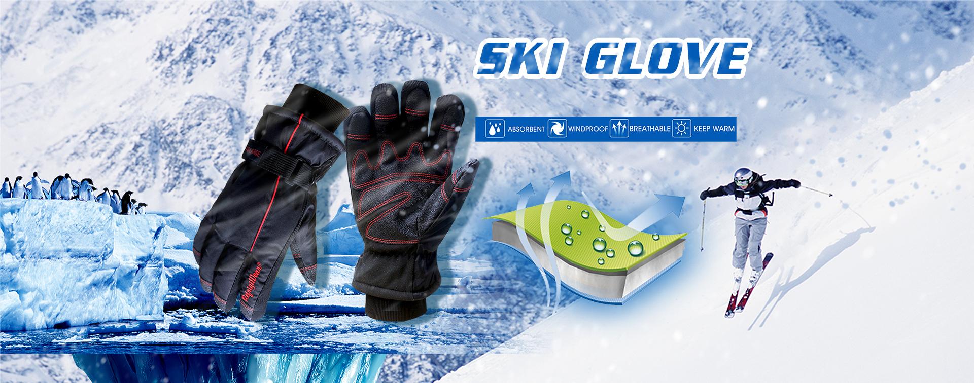Ski Thermal Gloves
