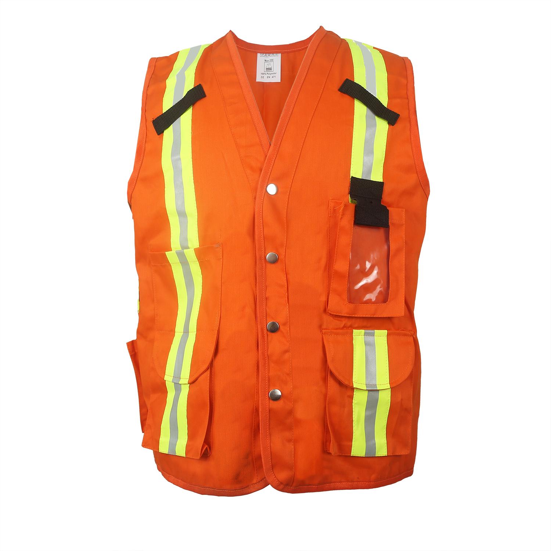 High-Visibility Tone Vest/#9008