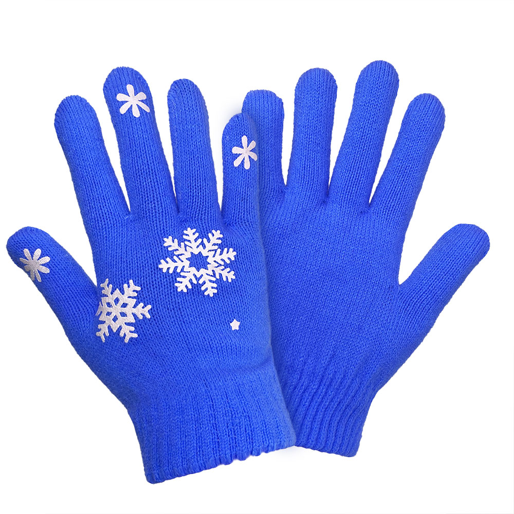 snow printed fishon knit gloves-3.png