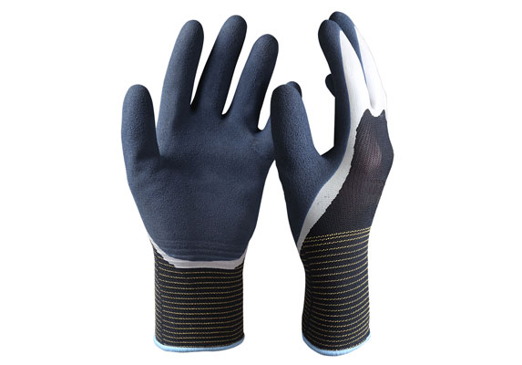 Nitrile Coated Safety Work Gloves/NCG-01