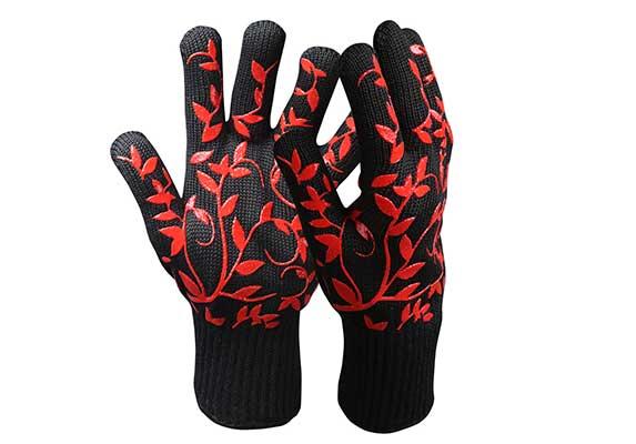 HRG-04/Short Cuff Heat Resistant Gloves