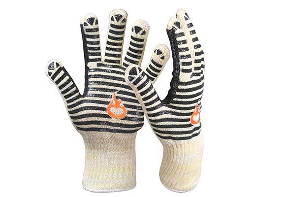 HRG-01/Short Cuff Heat Resistant Gloves