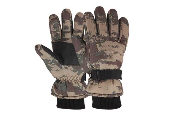 Insulated Ski Thermal Safety Work Gloves/IWG-04-B