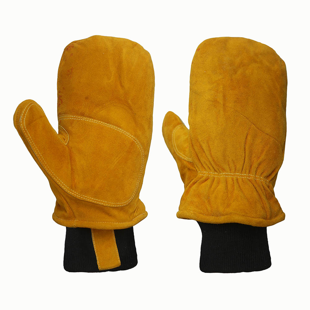 Cowhide Safety Work Glove/CLG-08