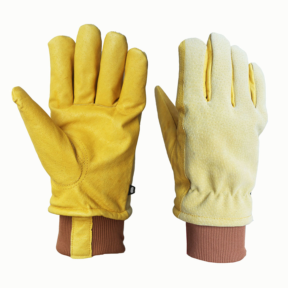 Pigskin Safety Work Gloves/PLG-001