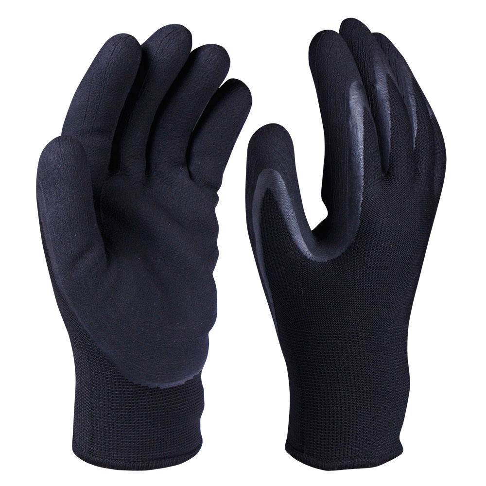 Terry Loop Double Ply Safety Work Gloves/TLG-003
