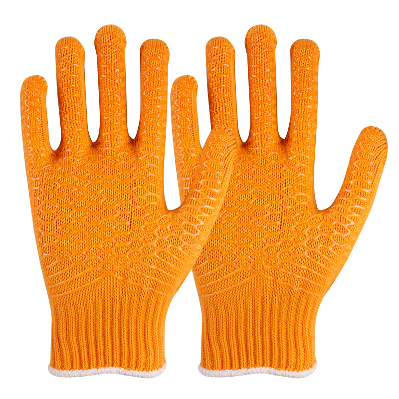 String Knit Safety Work Gloves/SKG-06
