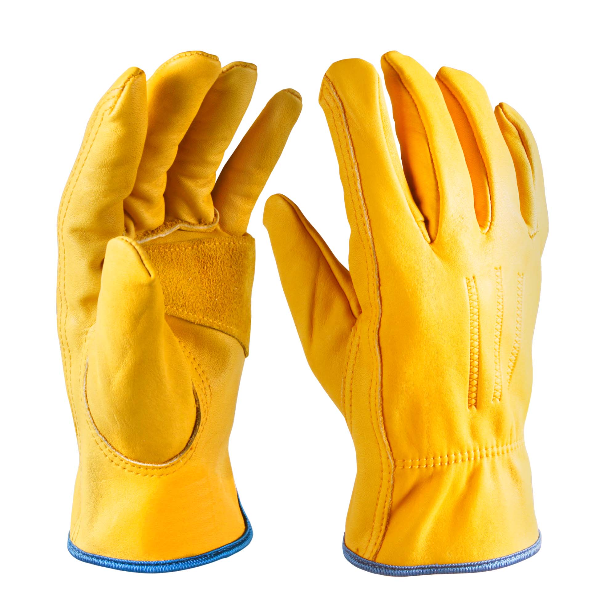 Cowhide Safety Work Gloves/CLG-6