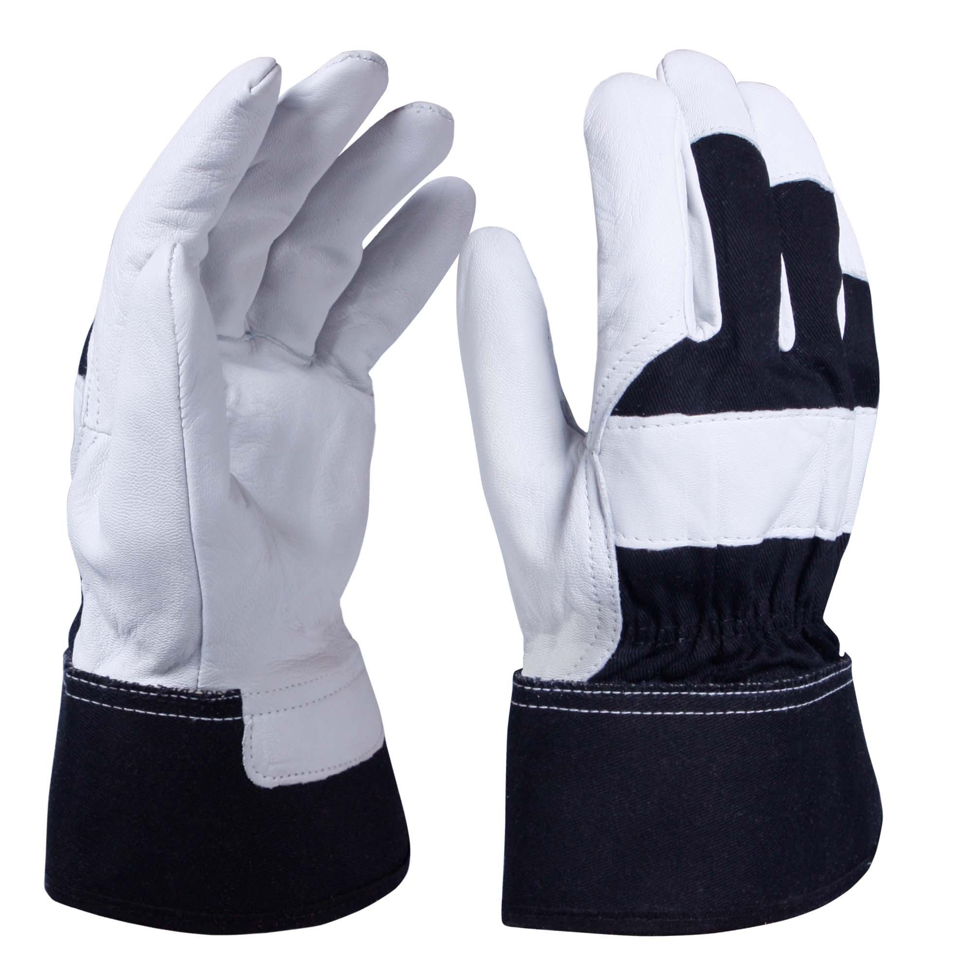 Cowhide Safety Work Gloves/CLG-05