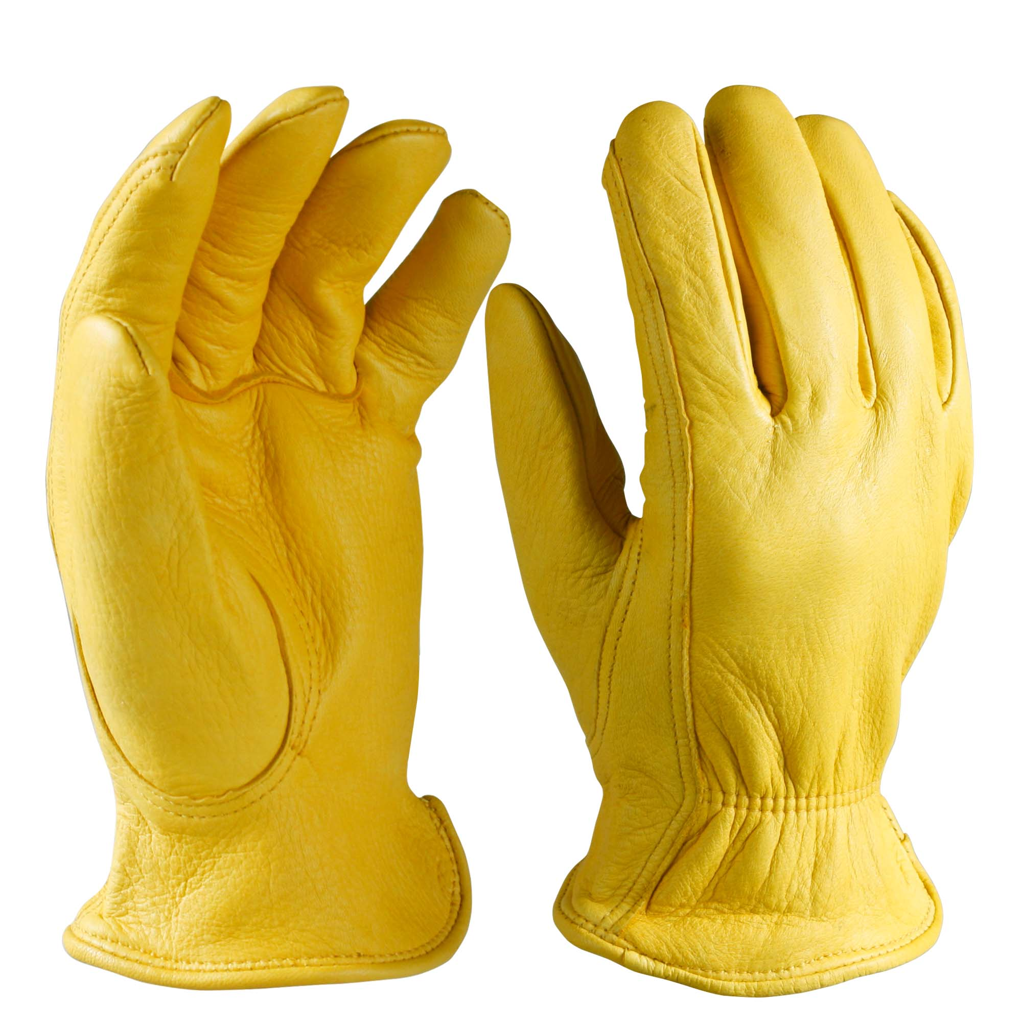 Buckskin Safety Work Gloves/BLG-01