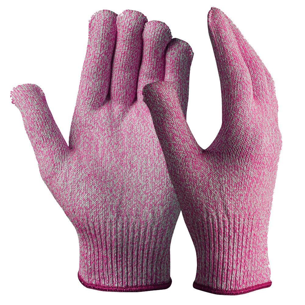 HPPE Cut Resistant Safety Work Gloves/CRG-01-P