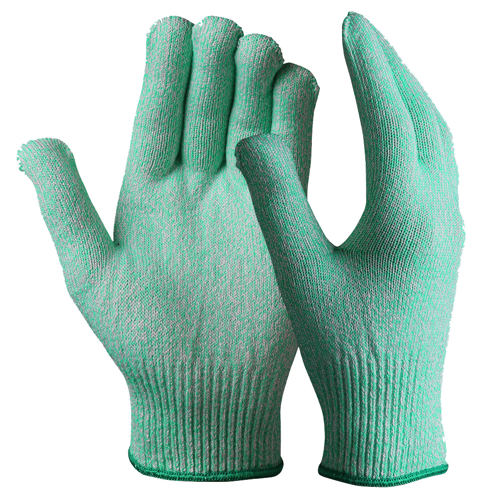 HPPE Cut Resistant Safety Work Gloves/CRG-01-G