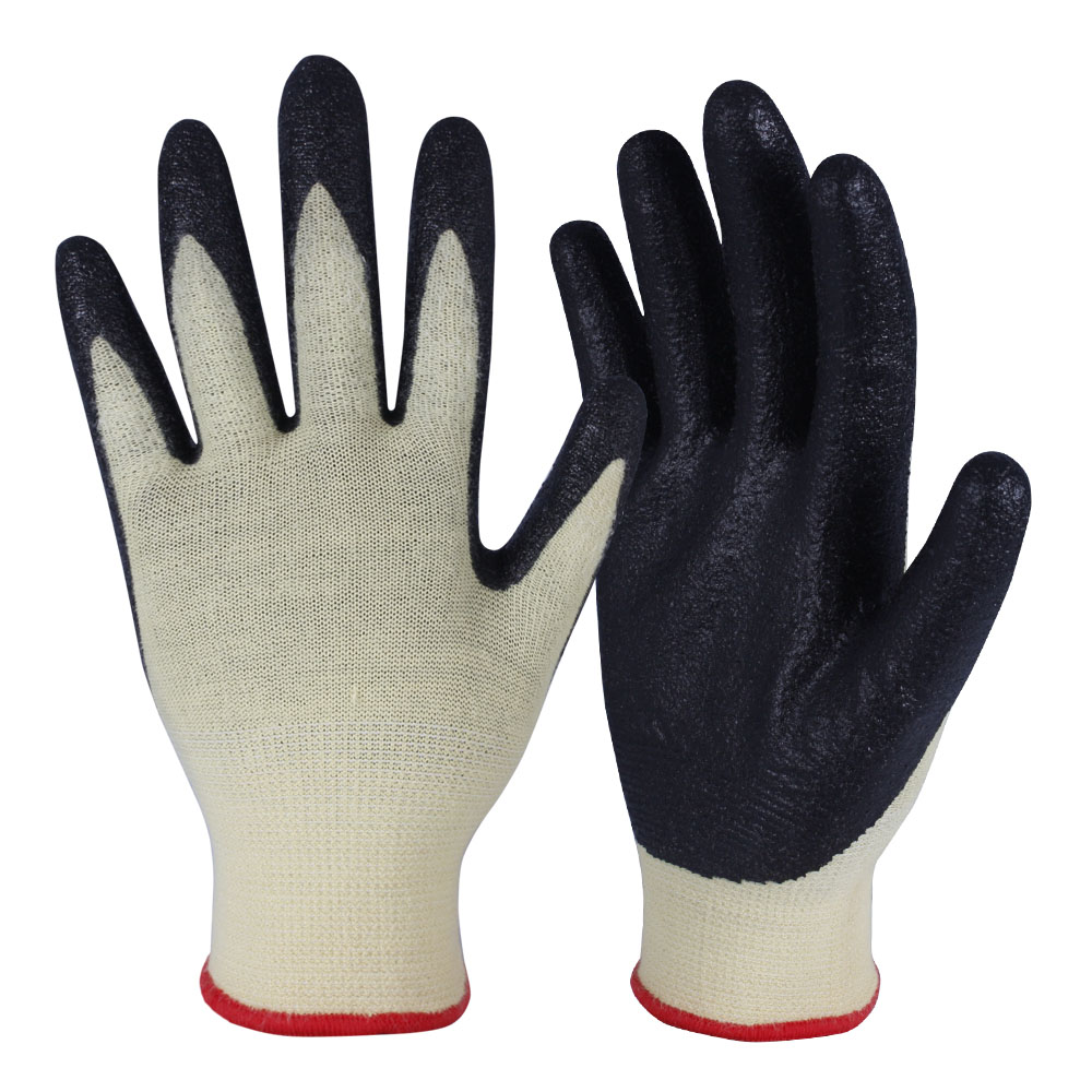Nitrile Coated Safety Work Gloves/NCG-011