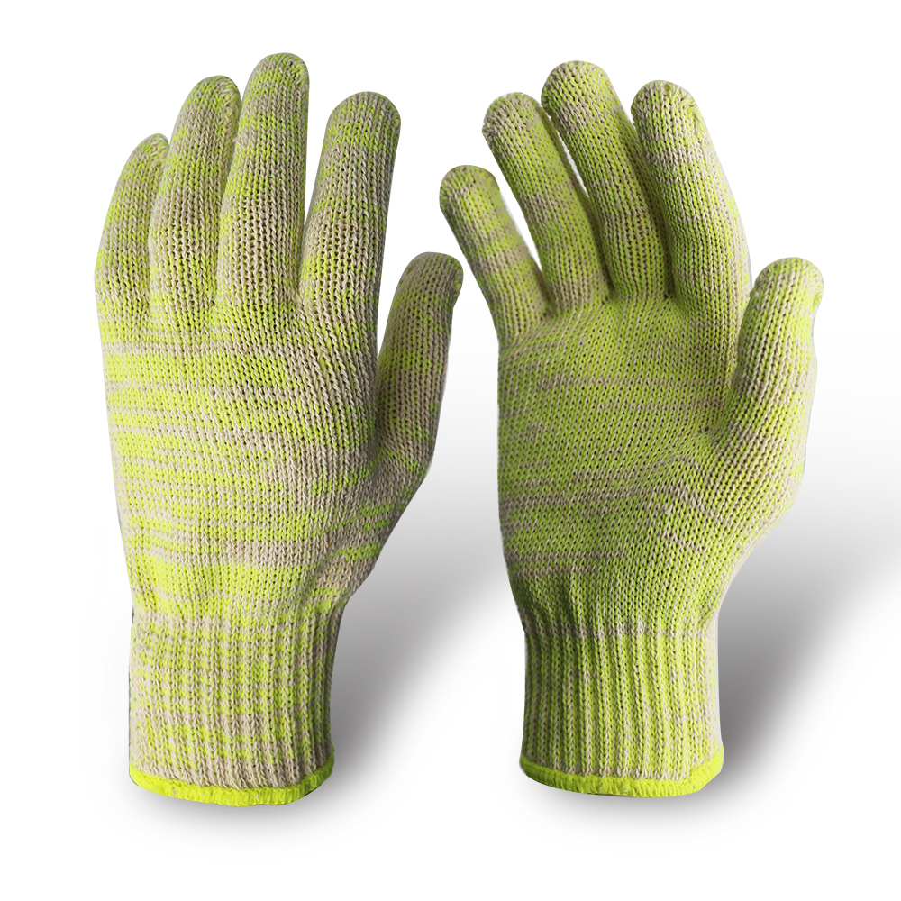 String Knit Safety Work Gloves/SKG-05