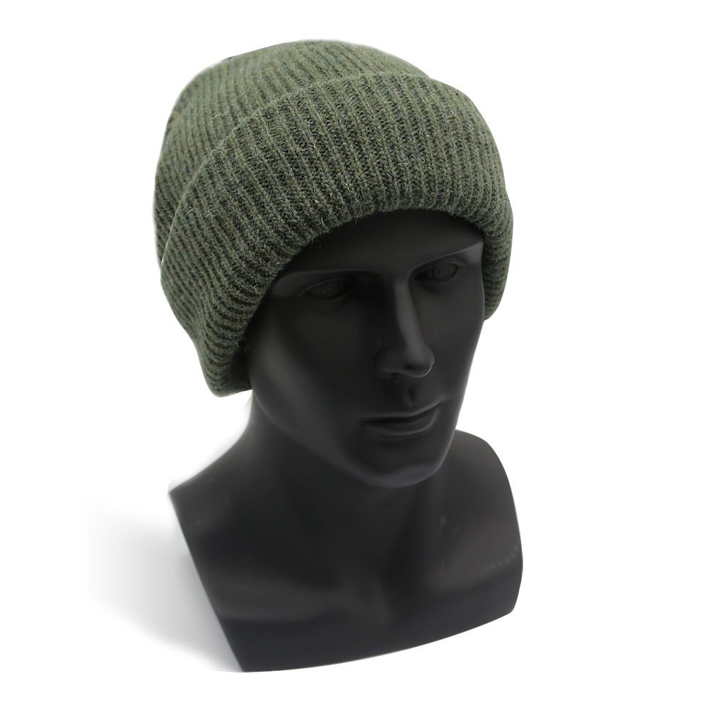 Shetland Wool Hat/SWH-002