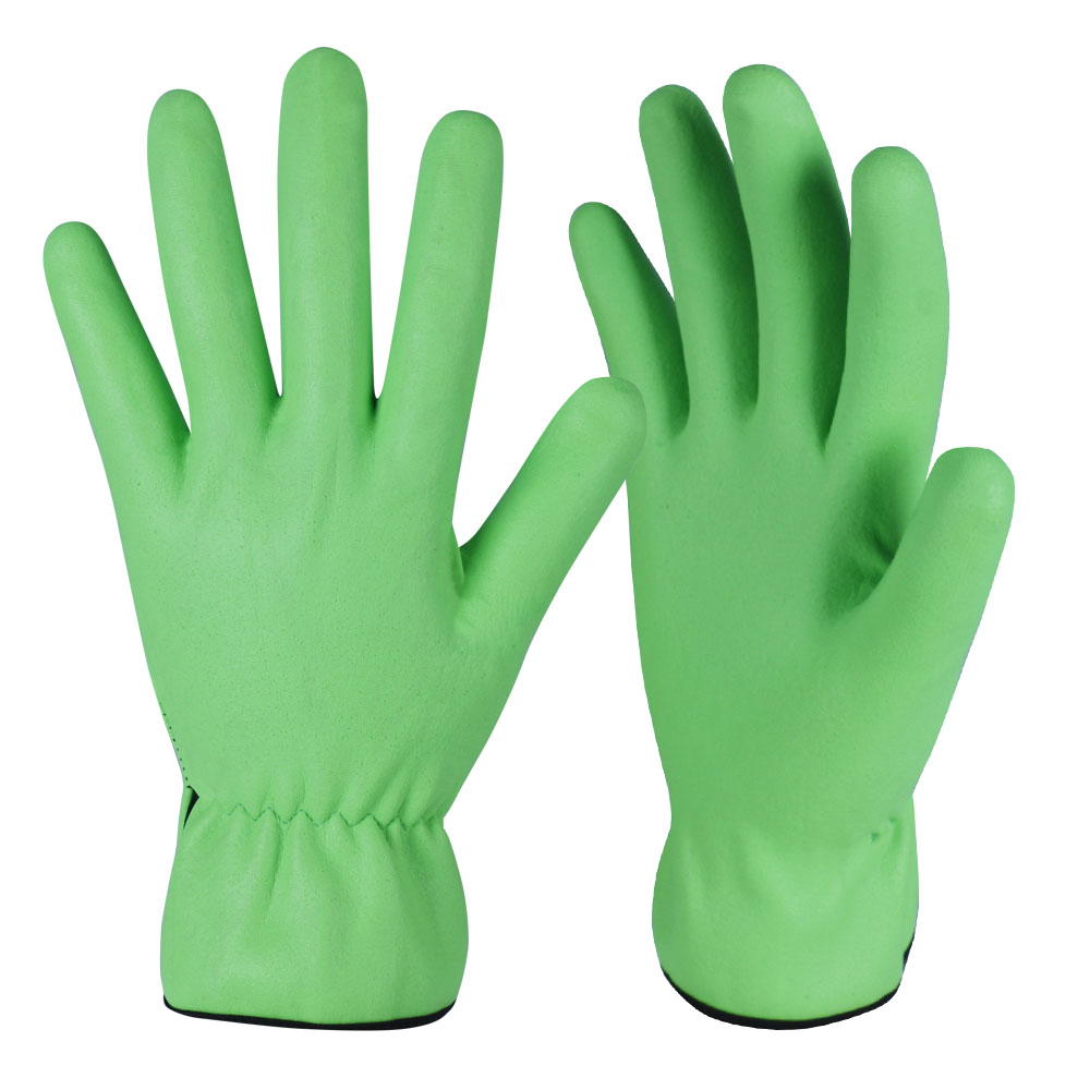 Nitrile Coated Safety Work Gloves/NCG-032