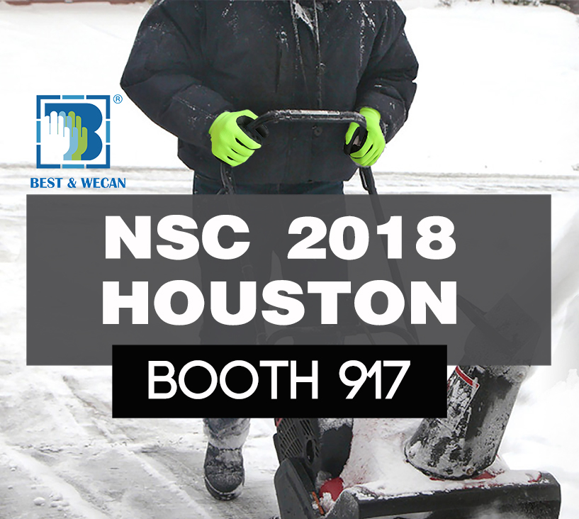 NSC 2018 HOUSTON----BOOTH 4554