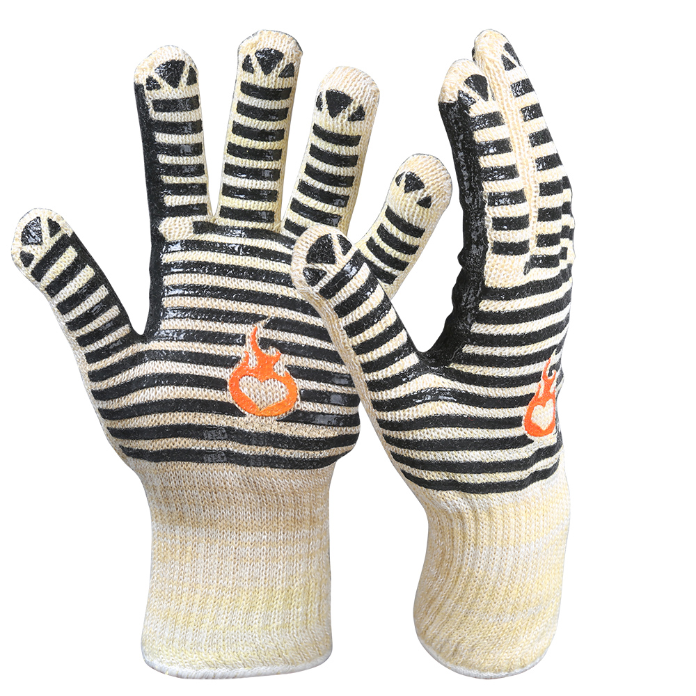 HRG-01/Short Cuff Heat Resistant Gloves