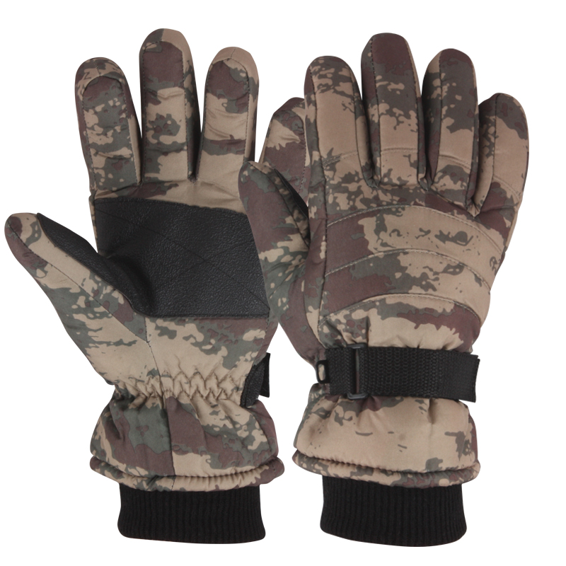 Insulated Ski Thermal Gloves for Freezer/IWG-015-B