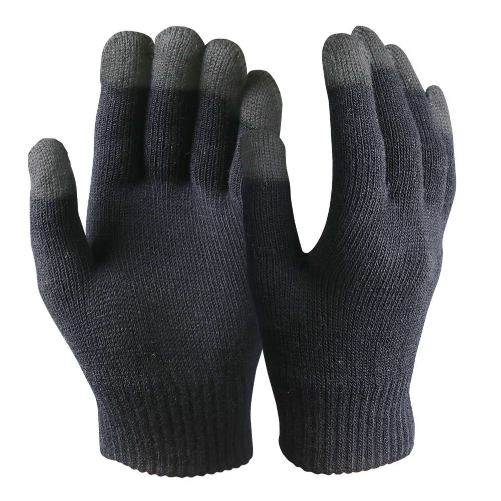 Touch Screen Gloves/Acrylic Magic Touch Screen Gloves/TSG-02