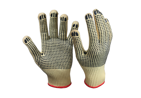 Kevlar Aramid Cut Resistant Safety Work Gloves/CRG-04