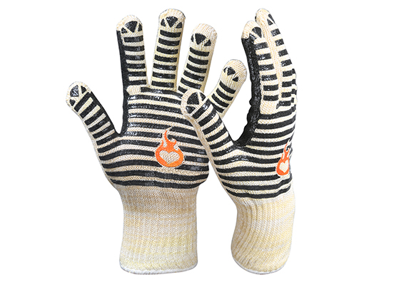 Short Cuff Heat Resistant Safety Gloves/HRG-01