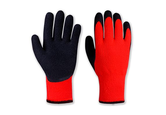 Latex Coated Freezer Gloves/LCG-005