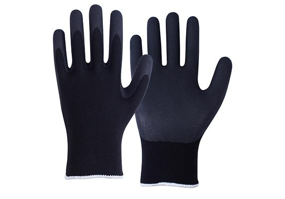 Nitrile Coated Safety Work Gloves/NCG-040