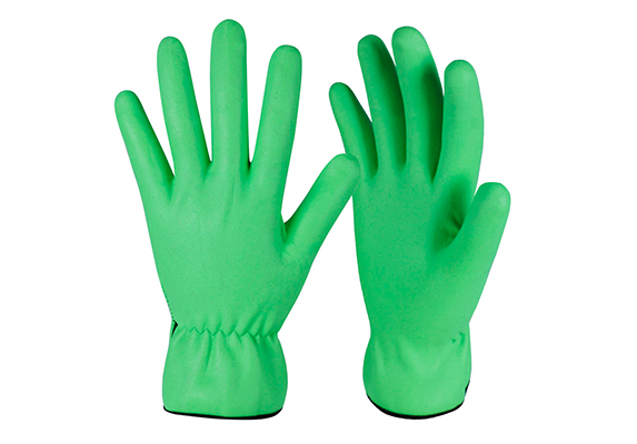 Full Nitrile Coated Gloves/NCG-032