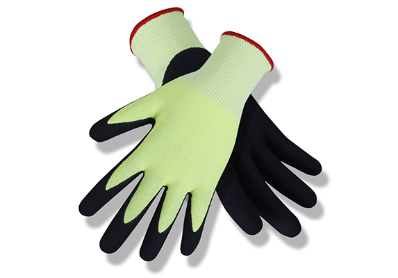 Nitrile Coated Safety Work Gloves/NCG-029