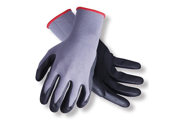 Nitrile Coated Safety Work Gloves/NCG-019