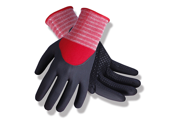 Nitrile Coated Safety Work Gloves/NCG-017