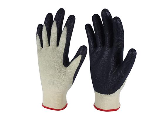 Nitrile Coated Safety Work Gloves/NCG-011