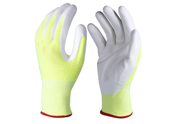 13G Nitrile Coated Safety Work Gloves/NCG-009