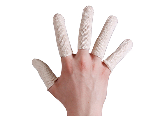 Cotton Finger Safety Cots/FTC-02