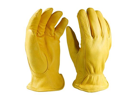 Buckskin Safety Work Gloves/BLG-01