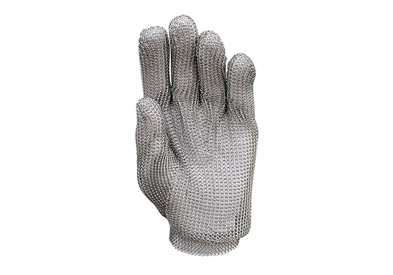 Stainless Steel Mesh Safety Work Gloves/SMG-004