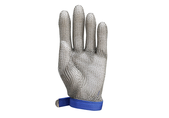 Stainless Steel Mesh Safety Work Gloves/SMG-001