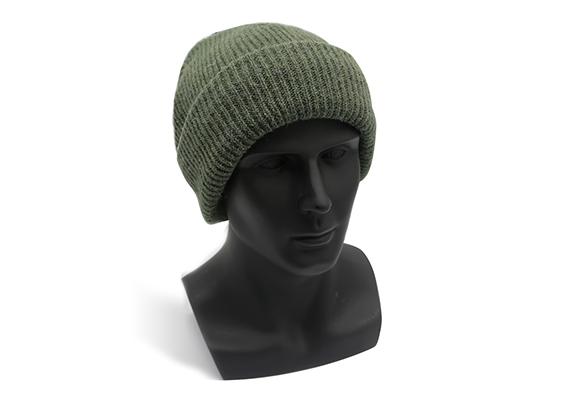Beige Shetland Wool Hat/SWH-001