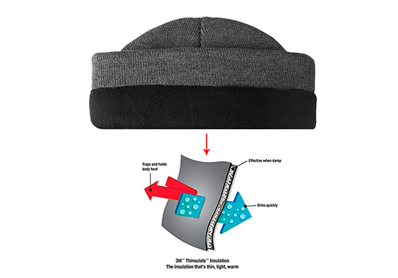 Winter Acrylic Knit Hat/WKH-04