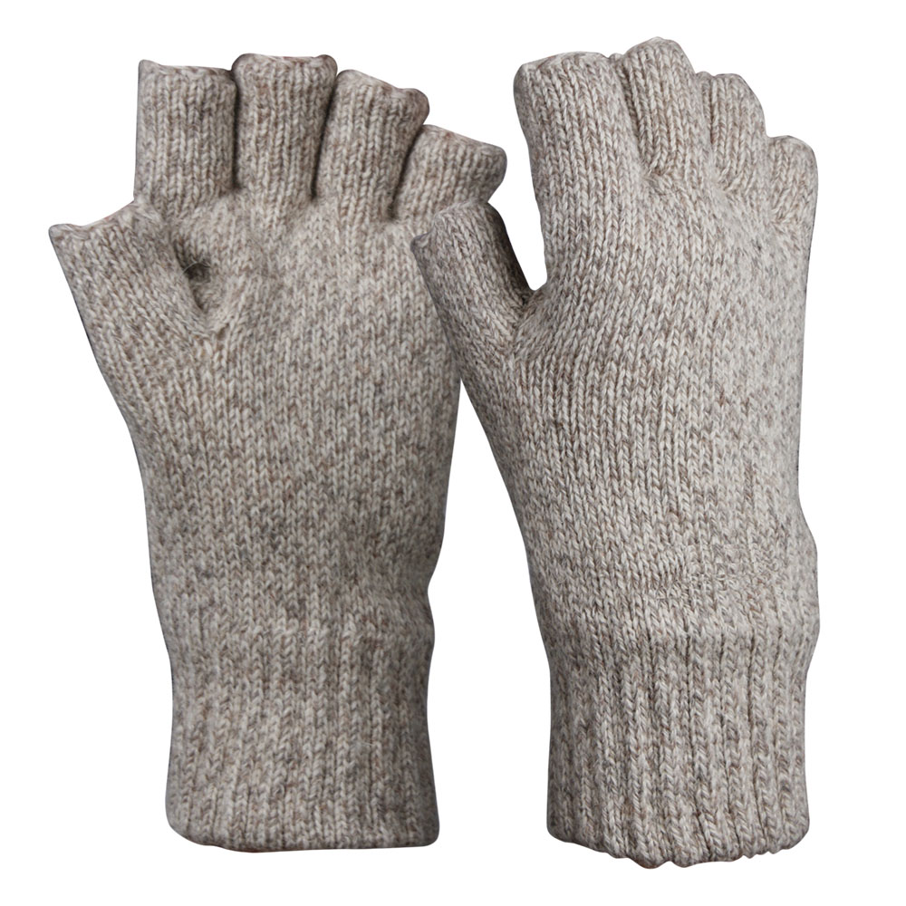 Ragg Wool Safety Work Gloves/IWG-004