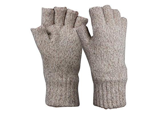 Ragg Wool Safety Work Gloves/IWG-04
