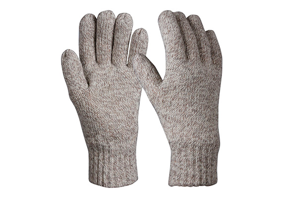 Dual Layer Wool Safety Work Gloves/IWG-011