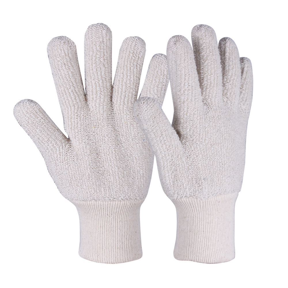 Heat Resistant Terry Loop Gloves/TLG-005