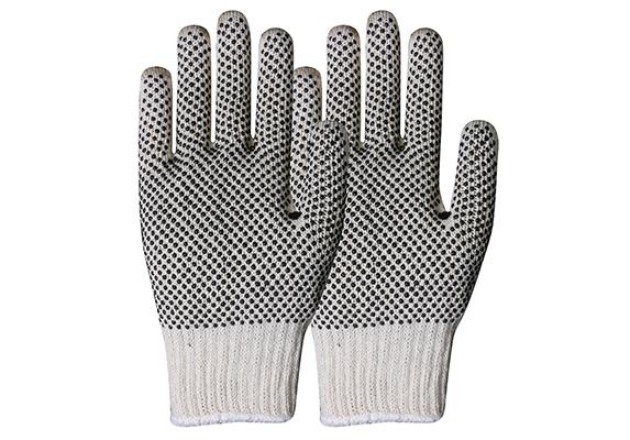 String Knit Safety Work Gloves/SKG-07