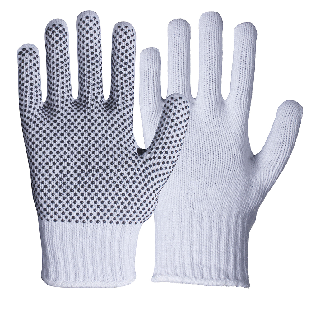 String Knit Safety Work Gloves/SKG-08