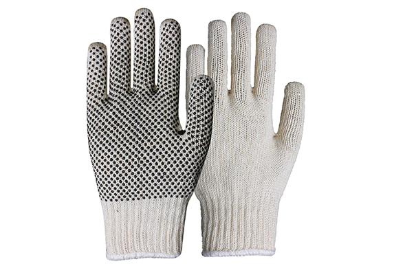 String Knit Safety Work Gloves/SKG-13