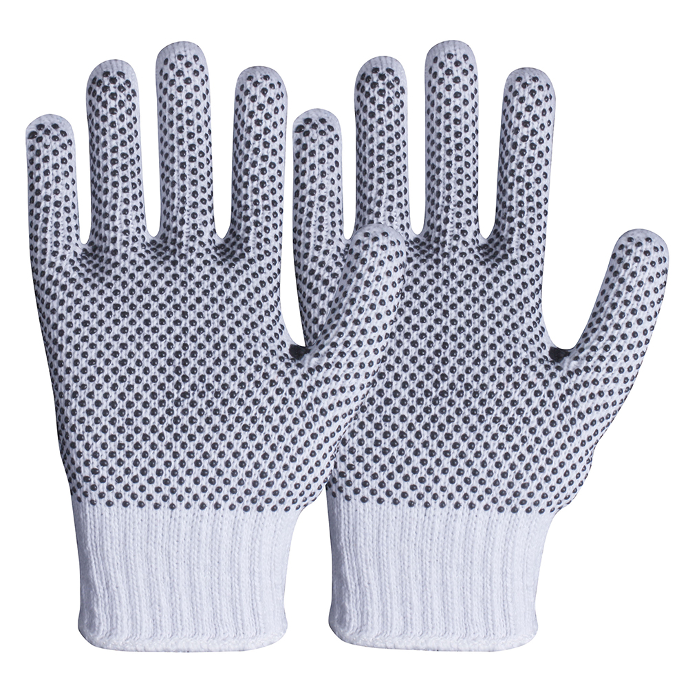 String Knit Safety Work Gloves/SKG-14